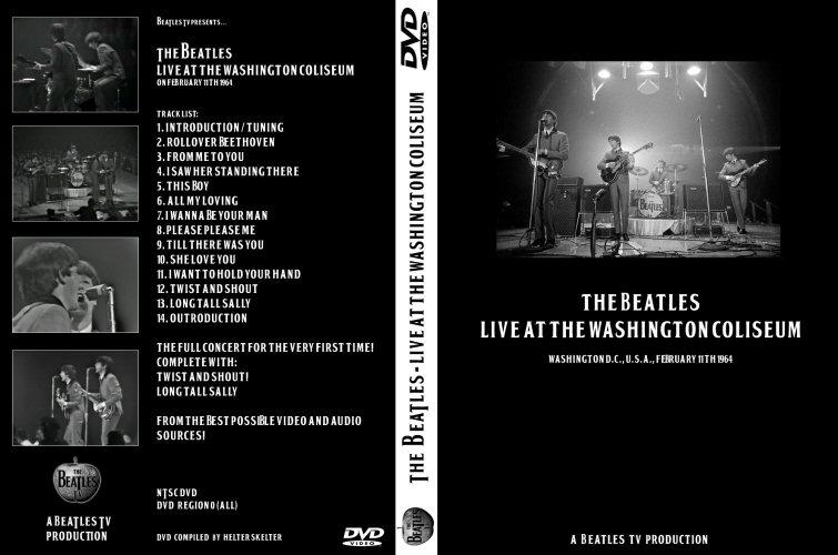 Live At Washington Coliseum - BTV